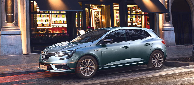 Renault Megane private lease