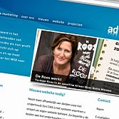 Advertbanner webdesign