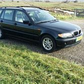 BMW 316I Executive automaat touring