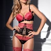 Berry Mousse Lingerie