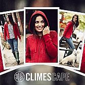 Climescape waterafstotend fleece jack