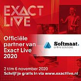 Exact Live 2020 - The Digital Edition