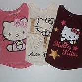Hello kitty,Cars,mickey