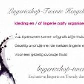 Lingerie Fashion party