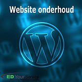 Website onderhoud Basis pakket