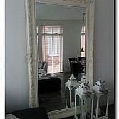 Beste Barok Brocante spiegel groot antiekgoud zilver zwart of wit QT-22